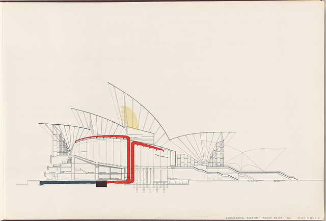 sydney opera house construction project stages pdf